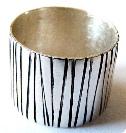 - Silver Stalk Ring -
