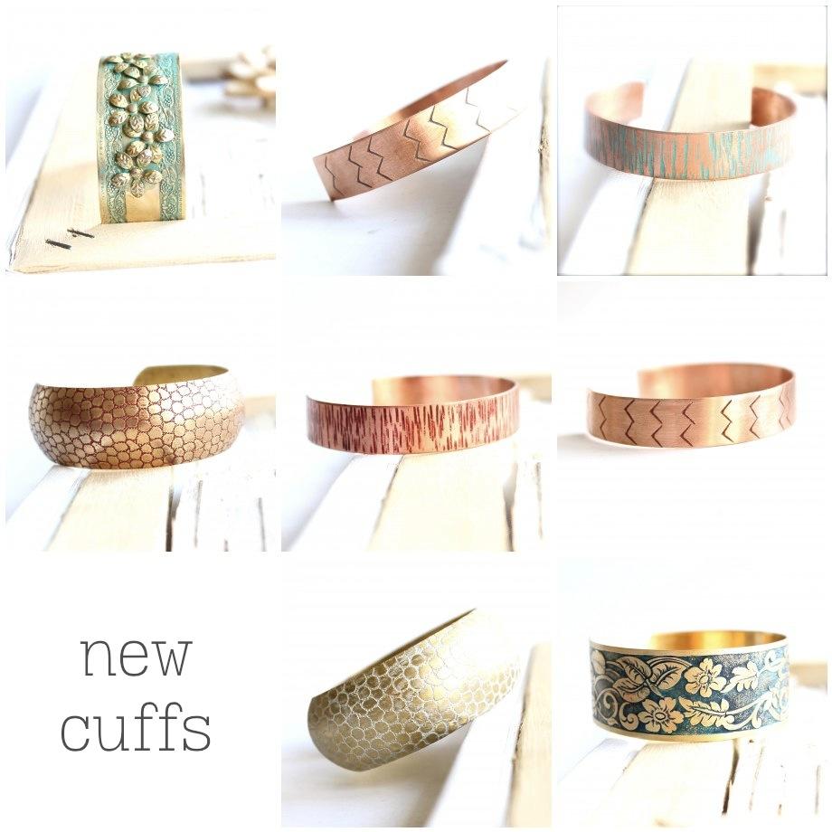 new cuffs